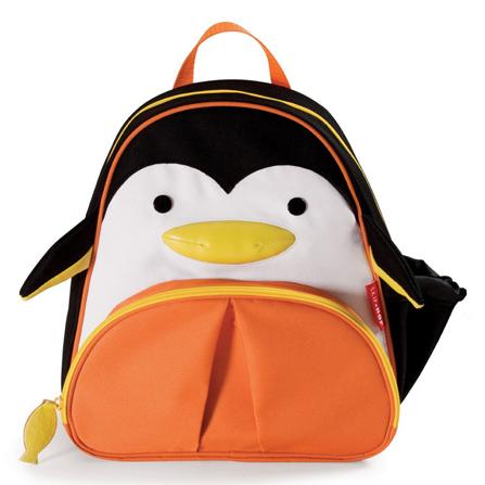 可爱动物园小童背包(企鹅)