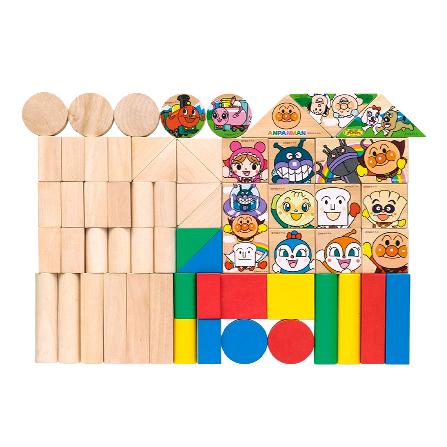 【模型积木(60块)】 pinocchio